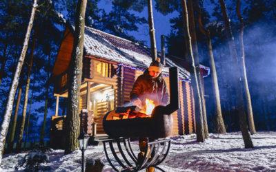 Barbecue en hiver, ne vous grillez plus !